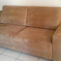 Grafton Everest Couch and Ottoman Set for Sale - Like new!