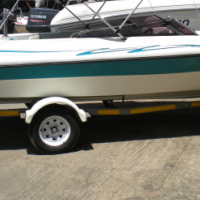 Esprit 17LX with Yamaha 130HP motor for sale  Pinetown