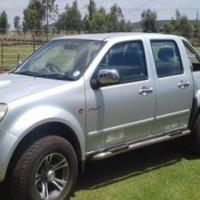 2010 GWM double cab 4x4 lexus conversion