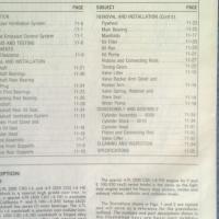 Ford F100 1973 - 1980: Engine ( 300 CID ) six cylinder book