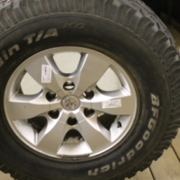 4 Tyres and Rims S021489A
