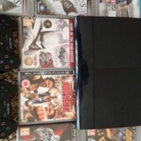 PlayStation 3 for sale. 500GB console,