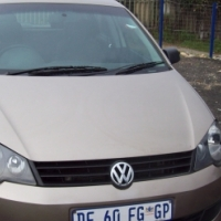 VW polo Vivo 1.4 Model 2013,5 Doors factory A/C And C/D Player