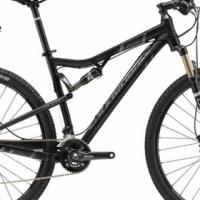 Cannondale Rush 1 29ER Mountain Bike (Full Suspension)