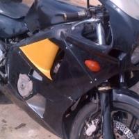 CBR 400 R13 000 NT NEG/MIDRAND BIKES JHB