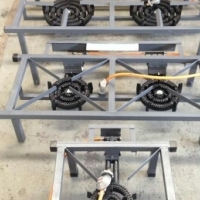 Brand New Industrial Gas Stoves for Sale