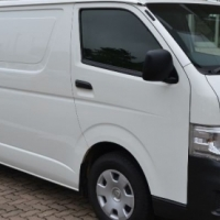 Get the Tough, 2012 Toyota Quantum 2.5 D-4D Panel Van