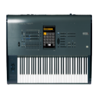 KORG KRONOS X 88  88 KEY PROFESSIONAL SYNTHESISER KEYBOARD