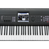 KORG KROME 73  73-KEY PROFESSIONAL KEYBOARD/MUSIC WORKSTATION