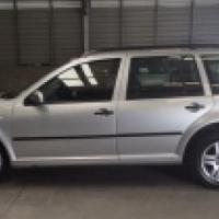 VW Golf 4 1.9TDi Estate