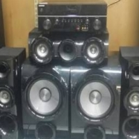 Samsung 5.2 home theater speakers