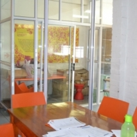 Woodstock Office / Studio w/ 2 pbays in secure building - Buchanan Square ~ 214m²
