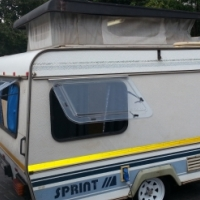 1987 Sprite Spint Caravan