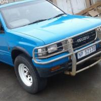Isuzu 2,8 diesel