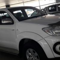 2011 Toyota Hilux 2.5 D-4D 4X2 R/B P/U