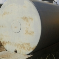 8000 l diesel tank, used for sale  South Africa