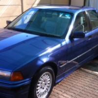1997 BMW 323i E36