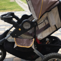 Jeep 3 wheeler stroller, used for sale  South Peninsula
