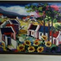 Original Corry Larsen Painting