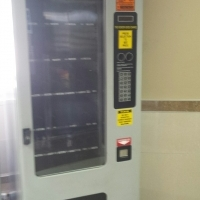 Vending Machine  -  Snacks and Coldrinks