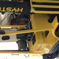 Hyster 2.5 Ton Gas Forklift