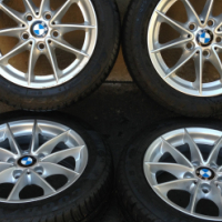 """BMW OEM 16"""" Style 360 F30 Mags & Run Flat Tyres R4000"""