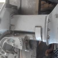Evenrude boat motor