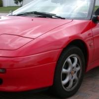 1999 Lotus Elan - Built in the Kia factory in Korea