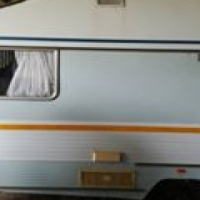1980 Sprite Caravan