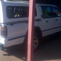 D/Cab Ford courier to swop for a kombi