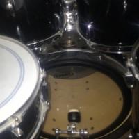 5 Piece tama imperial star drum kit
