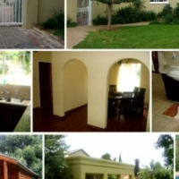 4 brenda place 4 bedroom, 4 bathroom,plus office with cuboards,dining room,scullery,and storeroom, d