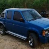 1997 Nissan Hardbody 3.0 V6 4X2