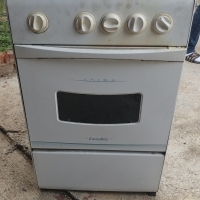 Gas oven + stove for SALE