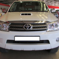 Toyota Fortuner D4D 2011 4x4