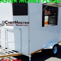 Food Trailers Vending Carts From R 3 800.00