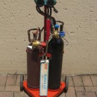 mini oxy/accetalene welding set