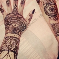 HENNA / MENDI Temporary tattoos