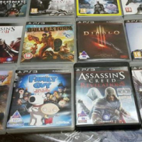 PS3 games. Prices on request