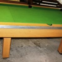 Pool Table with cues S021581A #Rosettenvillepawnshop