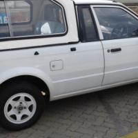 mazda   1996  rustler  bakkie   1600i   sell or  swop  for  a  car