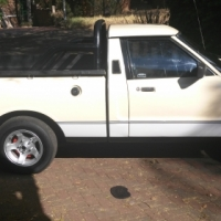 1985 Ford Cortina Bakkie 3000