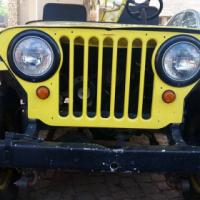 Cj2a willys jeep
