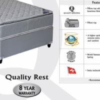 New Quality Mattress and base sets