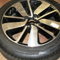 Continental 17 inch Tyres and Rims S021661A #Rosettenvillepawnshop