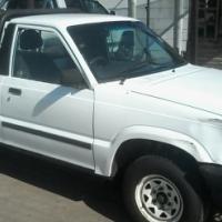 a Mazda B Series 1800 1997