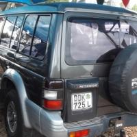 Mitsubishi Pajero 3L V6, 1996 model