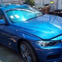BMW Parts Door Bonnet Pump Alternator Radiator Airbag Engine Gearbox Diff Rack and other Spares