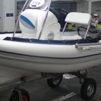 Semi-Ridget Boat For Sale - Excellent Condition