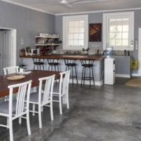 Patio table Farmhouse series 2550 - Two tone